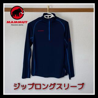 マムート(Mammut)のマムート『コンフォート4Sジップロングスリーブシャツ』(Tシャツ/カットソー(七分/長袖))