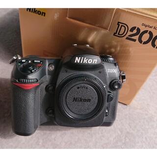 Nikon - Nikon D200