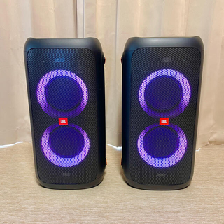 JBL PARTYBOX 100 Bluetoothスピーカー 2台セット