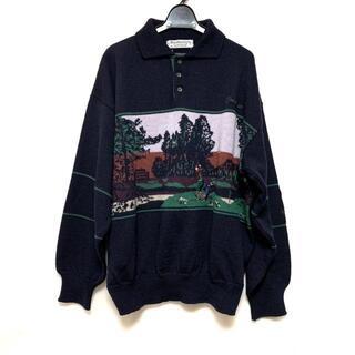 バーバリー(BURBERRY)のバーバリーズ 長袖セーター サイズXL美品 (ニット/セーター)