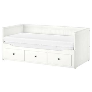 IKEA - HEMNES  ベッド デイベッド BRIMNES ブリムネス マットレス
