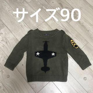ベビーギャップ(babyGAP)のサイズ90  セーター(ニット)