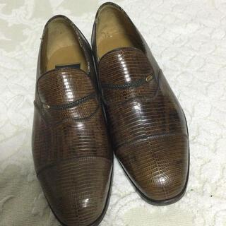 ランバン(LANVIN)のランバン LANVIN 革靴 24.5cm 未使用品(ドレス/ビジネス)
