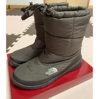 ノースフェイス ブーツ 24cm