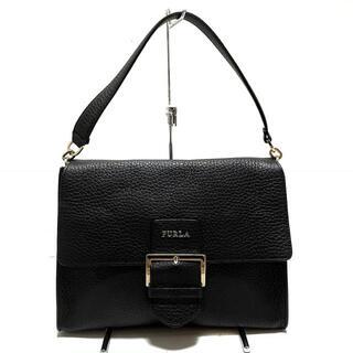Furla - FURLA(フルラ) ハンドバッグ - 黒 レザー