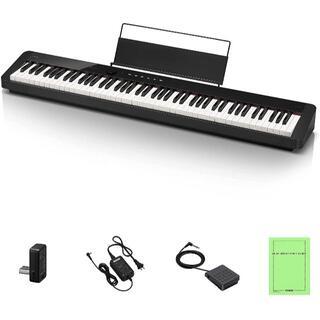 カシオ(CASIO)のCASIO カシオ 電子ピアノ Privia PX-S1100BK ブラック(電子ピアノ)