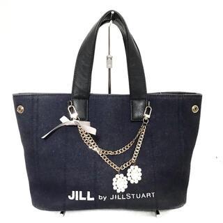 ジルバイジルスチュアート(JILL by JILLSTUART)のジルバイジルスチュアート トートバッグ -(トートバッグ)