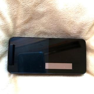 エヌティティドコモ(NTTdocomo)のdocomoガラケーSH-11C黒(携帯電話本体)