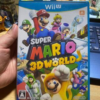 Wii U - スーパーマリオ 3Dワールド Wii U