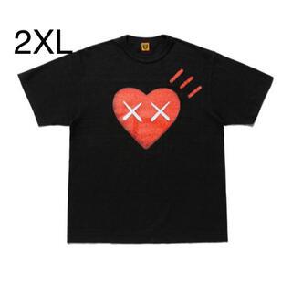 A BATHING APE - 2XL HUMAN MADE X KAWS T-SHIRT カウズ #6