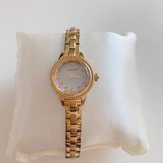 JILLSTUART - ジルスチュアート 腕時計 ゴールド ソーラー電池