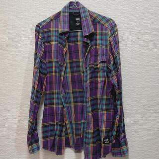 STUSSY - チェックシャツ