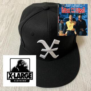 XLARGE - BOYZ N THE HOOD XLARGE コラボ キャップ