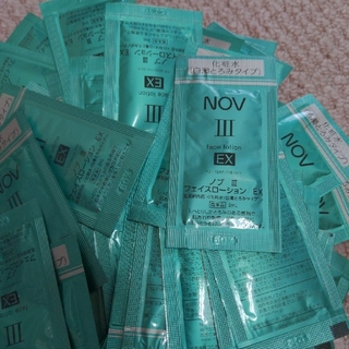 ノブ(NOV)のノブ基礎化粧品 ノブⅢ フェイスローションEX ノブスキンケア(化粧水/ローション)