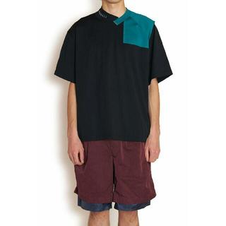 kolor - 21SS クリアコットン Tシャツ kolor カラー