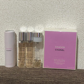 CHANEL - シャネル チャンス 香水