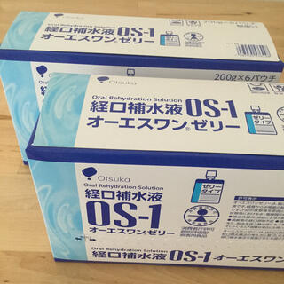 大塚製薬 - 経口補水液 オーエスワンゼリー 200g×12パウチ