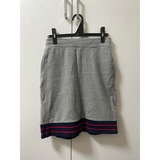 ビームス(BEAMS)のbeams(アウトレット) スウェット生地 スカート(ひざ丈スカート)