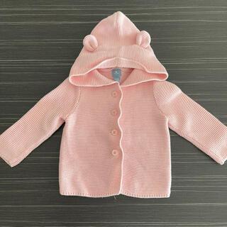 ベビーギャップ(babyGAP)のbabyGap ブラナンベア セーター 80cm(ニット/セーター)