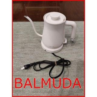 BALMUDA - BALMUDA 電気ケトル K02A-WH
