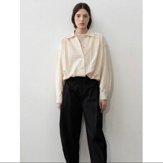 エディットフォールル(EDIT.FOR LULU)の〈amoment 〉double layer shirts(シャツ/ブラウス(長袖/七分))