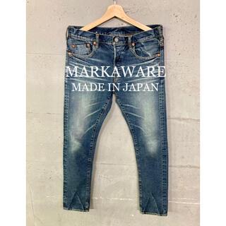 マーカウェア(MARKAWEAR)のMARKAWARE セルビッチデニム!日本製!赤耳!(デニム/ジーンズ)