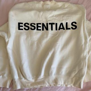 Essential - fear of god essentials トレーナーM