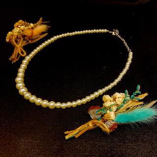 ジョンローレンスサリバン(JOHN LAWRENCE SULLIVAN)のパールネックレス pearl necklace(ネックレス)