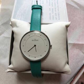 スカーゲン(SKAGEN)の腕時計(腕時計)