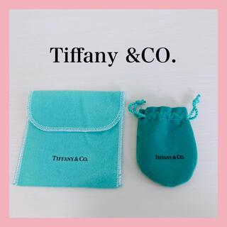 ティファニー(Tiffany & Co.)のTiffany ティファニー 袋 布袋 巾着(その他)