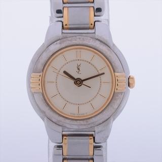 サンローラン(Saint Laurent)のイヴサンローラン  SS×GP   レディース 腕時計(腕時計)