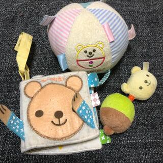 コンビ(combi)のcombi知育玩具3点セット(知育玩具)