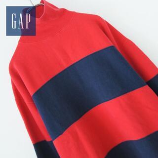 ギャップ(GAP)のWGX8-wqoo/Sサイズ/GAP ギャップ タートルネック スウェットシャツ(スウェット)