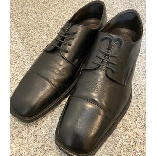 johnston&murphy 革靴 黒