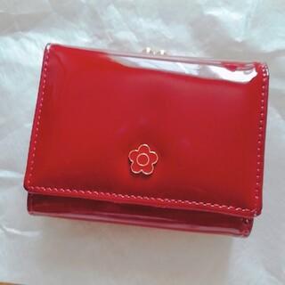 MARY QUANT - マリークワント 三つ折り財布