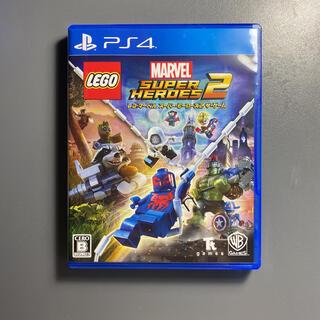 PlayStation4 - レゴ マーベル スーパーヒーローズ2 ザ・ゲーム PS4