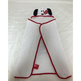SNOOPY - ★新品未使用★ スヌーピー  ブランケット 毛布 フード