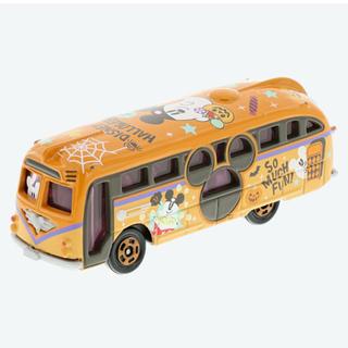 Disney - ディズニーランド ハロウィン 2021 トミカ バス 新品未開封