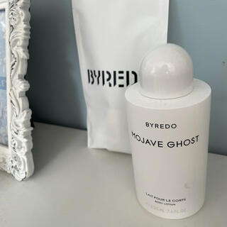 ESTNATION - 【新品】BYREDO Mojave Ghost ボディローション