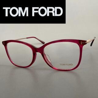 トムフォード(TOM FORD)のメガネ トムフォード アジアンフィット シャイニーバイオレット ゴールド(サングラス/メガネ)