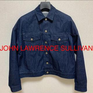 ジョンローレンスサリバン(JOHN LAWRENCE SULLIVAN)のジョンローレンスサリバン デニムジャケット Gジャン(Gジャン/デニムジャケット)