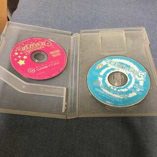 ニンテンドーゲームキューブ(ニンテンドーゲームキューブ)のマリオパーティ 4、5 ゲームキューブソフト gc(家庭用ゲームソフト)