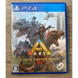 PlayStation4 - コード未使用 ARK:Ultimate Survivor Edition PS4