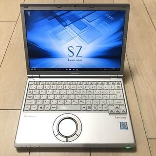 Panasonic - 24日まで!!Panasonic CF-SZ6 Core i5-7300U