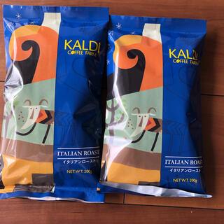KALDI - KALDI イタリアンロースト200g×2
