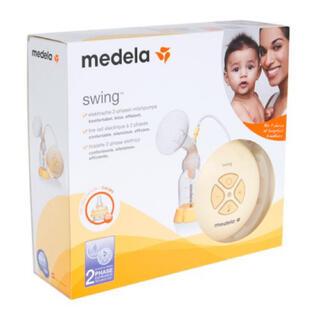 medela メデラ スイング 電動さく乳機 搾乳機
