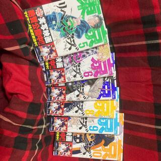 東京リベンジャーズ5〜10巻セット