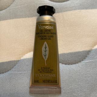 ロクシタン(L'OCCITANE)のヴァーベナハンドクリーム10ml+シャンプーコンディショナーヘアマスクサンプル(サンプル/トライアルキット)