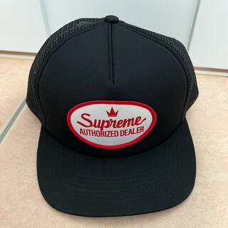 Supreme - supreme メッシュキャップ