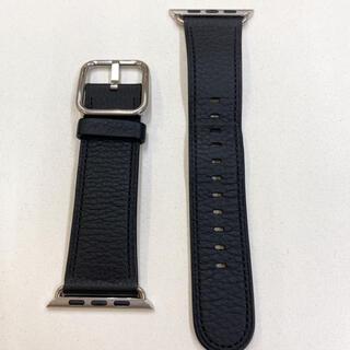 アップルウォッチ(Apple Watch)のアップルウォッチ クラシックバックル Apple Watch 42mm 44mm(レザーベルト)